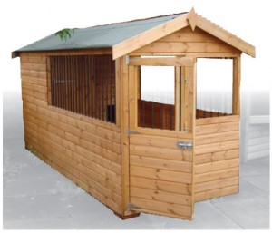 Dog Kennel A&J